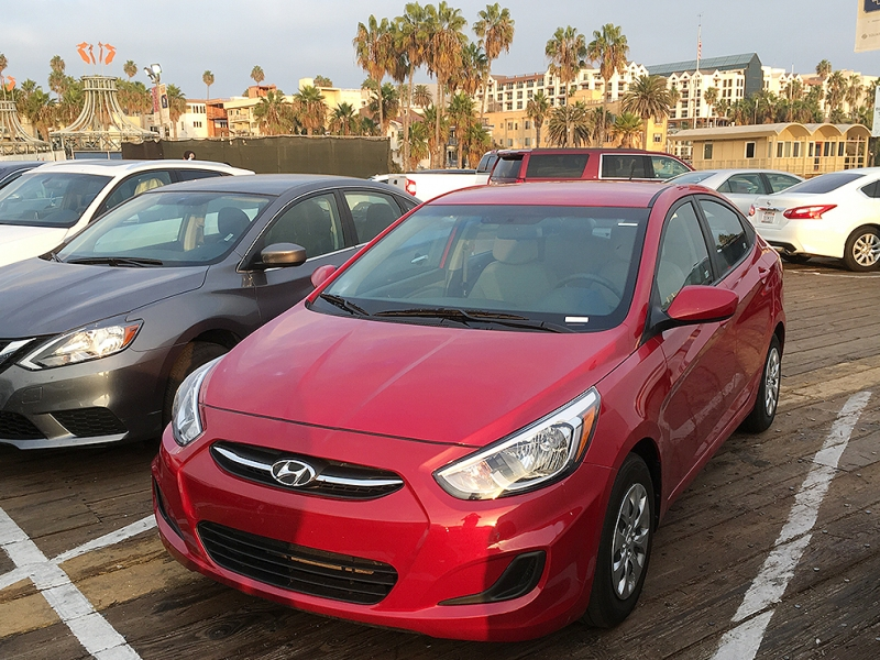 red car and a short term loan
